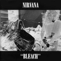 Nirvana-Bleach (Re-Issue 1992)
