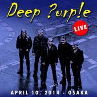 Deep Purple-ORIX Theater, Osaka, Japan