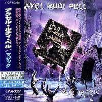Axel Rudi Pell-Magic (Japanese Edition)