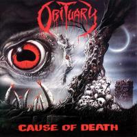 Obituary - Cause of Death flac cd cover flac