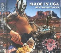 Sex Machineguns-Made In Usa