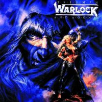 Warlock-Triumph And Agony (Two different editions)