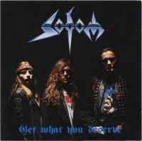 Sodom-Get What You Deserve