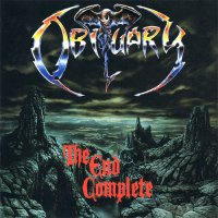 Obituary - The End Complete (Re 1998) flac cd cover flac