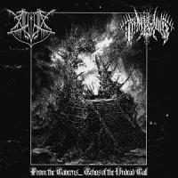 Panzerwar / Alghol-From The Caverns... Echos Of The Undead Call (Split)