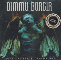 Dimmu Borgir-Spiritual Black Dimensions (Pentagram-shaped CD)