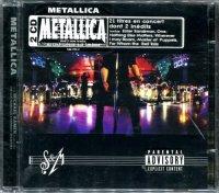 Metallica-S&M (2010 Japan Ed.)