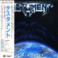 Testament-The New Order (Japanese Edition)