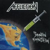 Affliction-The Damnation Of Humanization